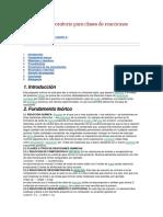 Práctica de Laboratorio Para Clases de Reacciones Químicas