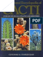 The Illustrated Encyclopedia of Cacti by Clive Innes