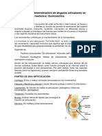 Informe de Fisiología