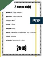 Loscachorros...Voabulario 090816192254 Phpapp01