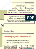 DIAGNOSTICO AMBIENTAL PARTICIPATIVO