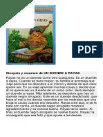 Sinopsis y resumen de UN DUENDE A RAYAS.docx