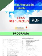Curso Lean Manufacturing - Modulo 1 E2- 2018-03-10