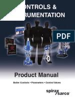 Controls Instrumentation