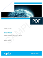 Inter Milan 2014 Serie a Season Report Watermarked