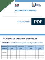 Evaluacion Promsa x Microredes
