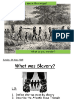 History - Slavery ME