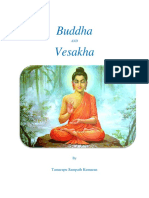 Buddha and Vesakha