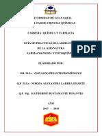 Manual Farmacognosia.