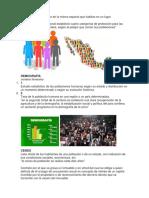 Demografia Censo La Poblacion Absoluta Poblacion