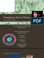 Dominican Sweet House