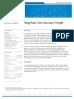 Moodys HF Governance