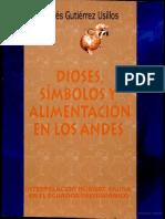 Dioses Simbolos y Alimentacion en Los Andes
