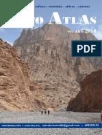 Trekking Atlas Verano 2018