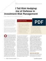 Integrated Tail Risk Hedging