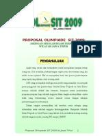 Proposal Lomba Mapel Matematika