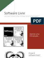Software Livre [Slides]