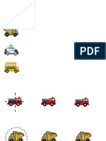 drawing trucks worksheets