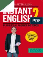 Instant English 2  - John Peter Sloan