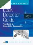 Leak Detection Guide