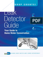 Leak Detection Guide