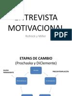 La Entrevista Motivacional - RESUMEN