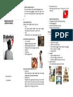 Leaflet Penyuluhan Dm