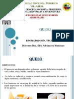 Bromatologia Queso