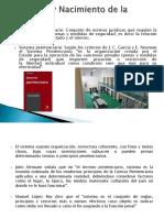Concepto y Nacimiento de La Prisión