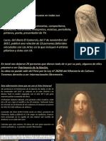2 90—Artista Fallecido en El S. XX Es Patrimonio Del Perú Nº 105.Pps