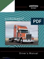 CORONADO  Driver Manual
