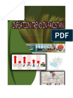 29269986 Inflation Trend in Pakistan 2010