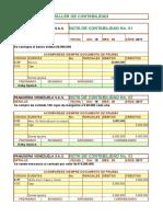 Taller Actividad 2 Analizando Las Cuentas T Contabilidad
