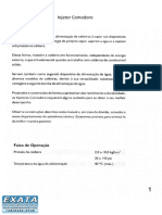 Manual Injetor Comodoro