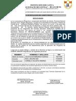 Acta 2 Comite de Veedor 2018