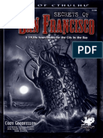 Call of Cthulhu - Secrets of San Francisco