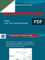 Presentacion Word 2013