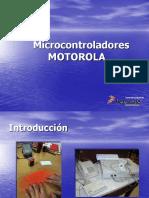 Motorola - Microprocesadores - Especificacion