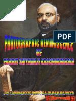 Photographic Reminiscence of Pandit Shyamaji Krishnavarma