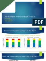 assessment interpretation project jt