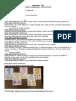 techmath - lp3 assessment task numbers