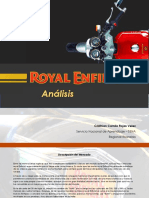 Royal Enfield - Analisis