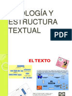 4 Tipocología de Textos
