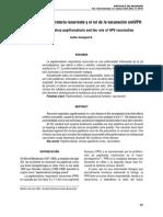 Papilomatosis Respiratoria Recurrente PDF