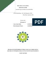Resume 4 Keluarga Tata Surya