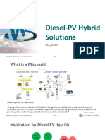 Diesel PV Information