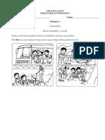 Ujian Penulisan - 06 Laporan