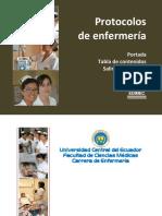 Protocolos de Enfermeria