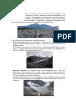 Depósitos Glaciales