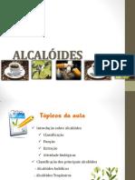 Tipos Alcalóides